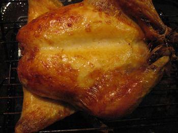 Bon Appetit Roast Chicken